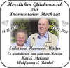 Diamantenen Hochzeit Erika und Hermann Müller