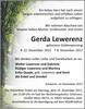 Gerda Lewerenz