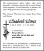 Elisabeth Elvers