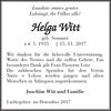 Helga Witt