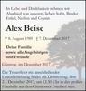 Alex Beise