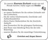 65 Gretchen und Jürgen Sievers