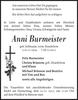Anni Burmeister