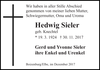 Hedwig Sieler