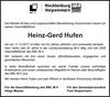 Heinz-Gerd Hufen