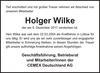 Holger Wilke