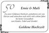 Ernie Mali Goldene