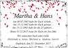 Martha Hans