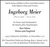 Ingeborg Meier