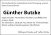 Günther Butzke