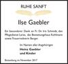 Ilse Gaebler