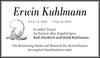 Erwin Kuhlmann