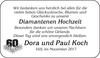 Dora und Paul Koch