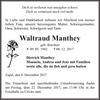 Waltraud Manthey