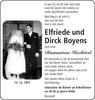 Elfriede und Dirck Boyens