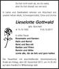Lieselotte Gottwald