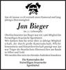 Jan Bieger