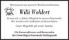Willi Wohlert