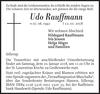 Udo Rauffmann