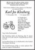 Karl Jes Kleeberg