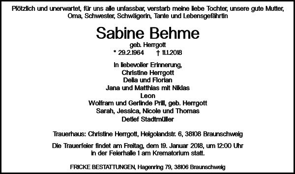 Www Braunschweiger Zeitung De Todesanzeigen