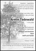 Armin Tadewald