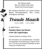 Traude Maack