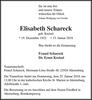Elisabeth Schareck