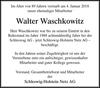 Walter Waschkowitz