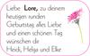 Liebe Lore