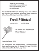 Fredi Müntzel