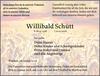 Willibald Schütt