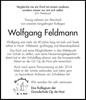 Wolfgang Feldmann