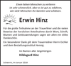 Erwin Hinz