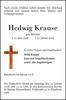 Hedwig Krause