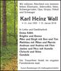 Karl Heinz Wall