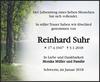 Reinhard Suhr
