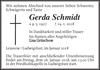 Gerda Schmidt