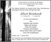 Albert Reinhardt