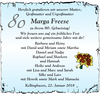 Marga Freese