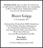 Horst Gripp