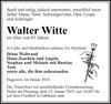 Walter Witte