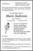 Marie Andresen