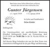 Gunter Jürgensen