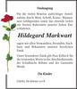 Hildegard Markwart