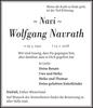 Wolfgang Navrath
