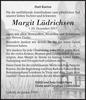 Margit Lüdrichsen
