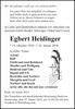Egbert Heidinger