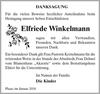 Elfriede Winkelmann