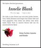 Annelie Blank